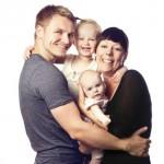 Familie og gruppe portrætter