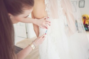 Bryllup fotograf kjole