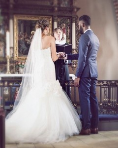 Bryllupsfotograf præst
