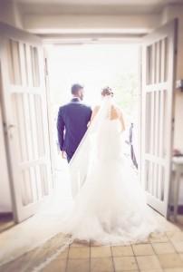 Bryllupsfotograf gift