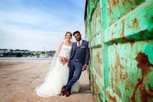 Bryllupsfotograf portræt
