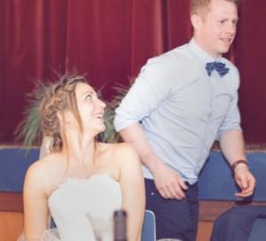 Bryllup festfotografering fest